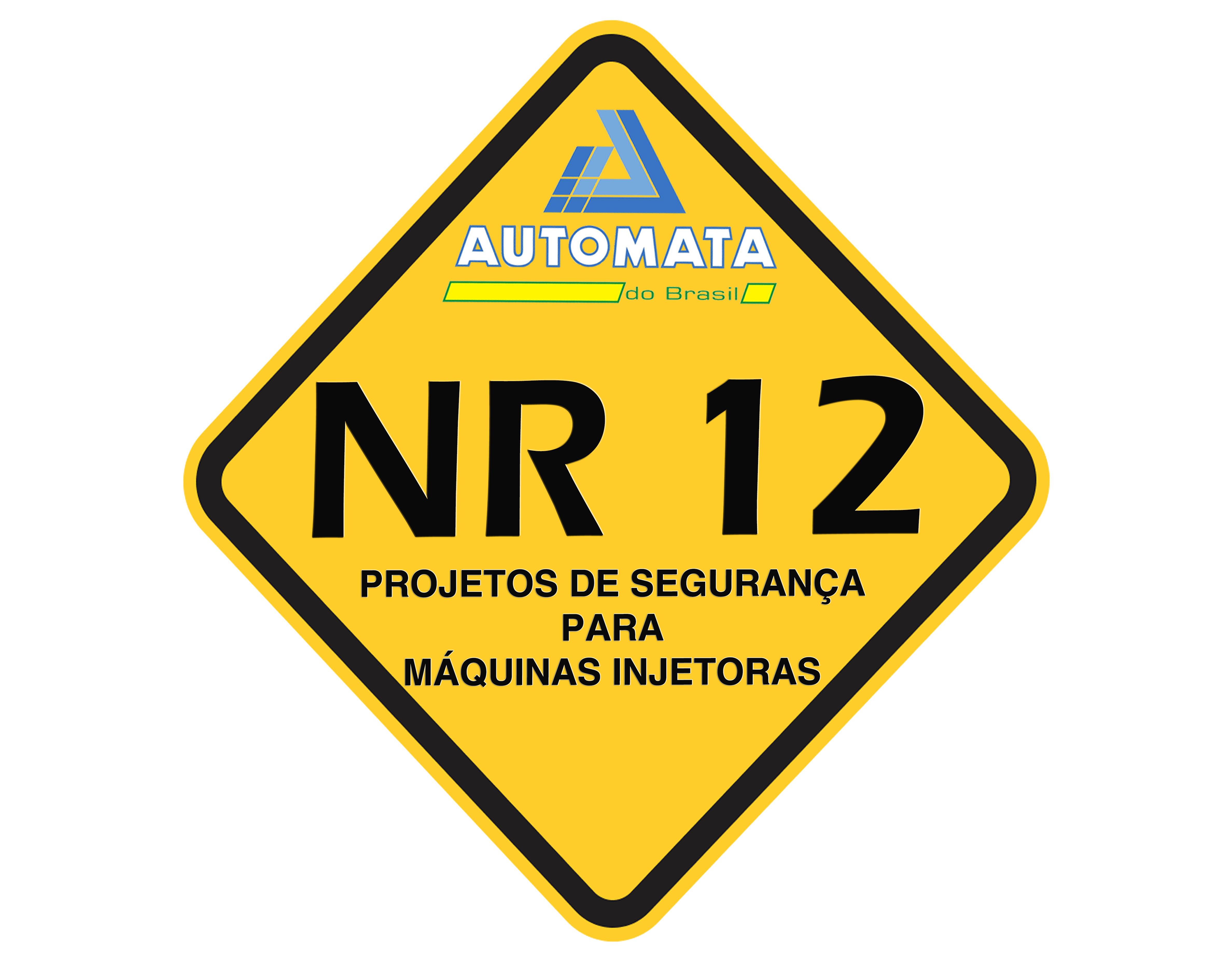 adequação NR12 para injetoras