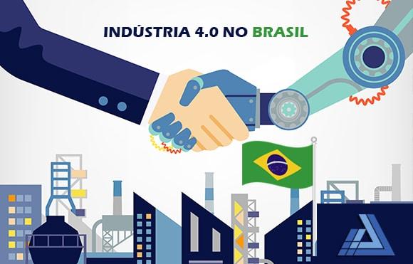 indústria 4.0 no Brasil