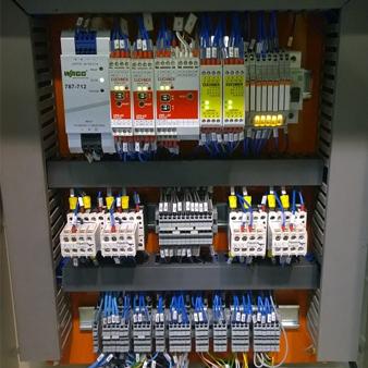 Adequação NR12 para fabricante de tubos e conexões